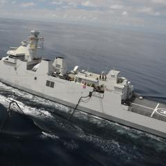 Indonesian Navy, South China Sea (US Navy photo, Flickr)